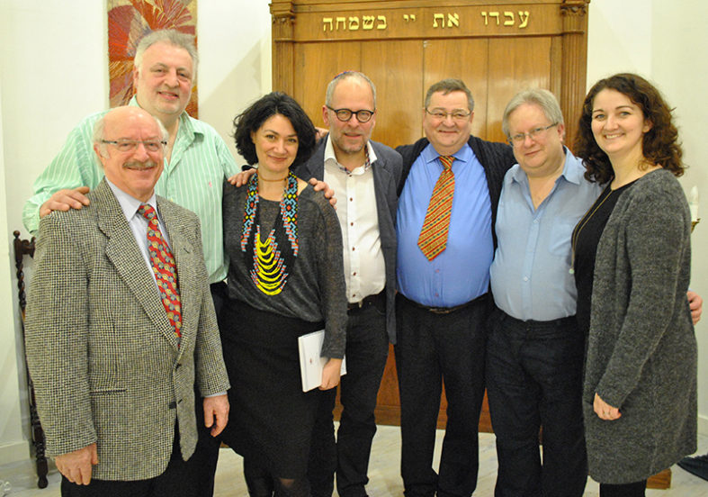 Shir Hatzafon joins Liberal Judaism