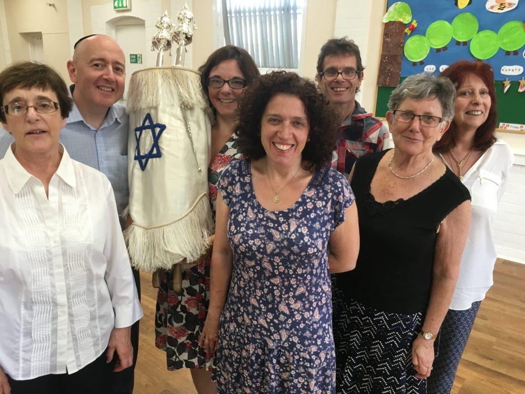 Alexandra Simonon at Gloucestershire Liberal Jewish Community (GLJC)