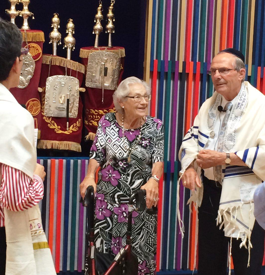 Brighton Jewry Anniversary Service at BHPS