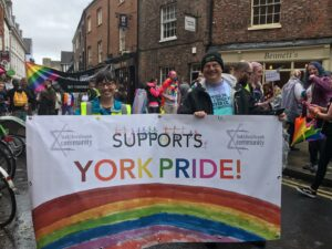 York Liberal Jewish Community at Pride