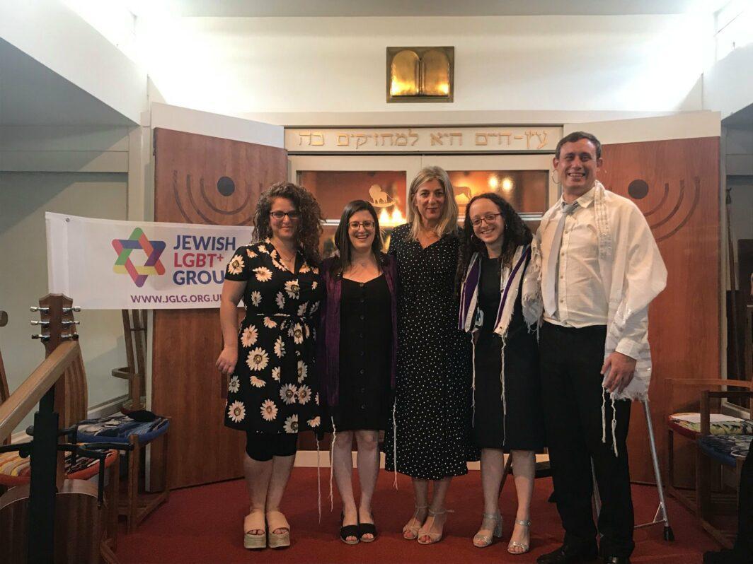 Pride Shabbat at Finchley Progressive Synagogue FPS