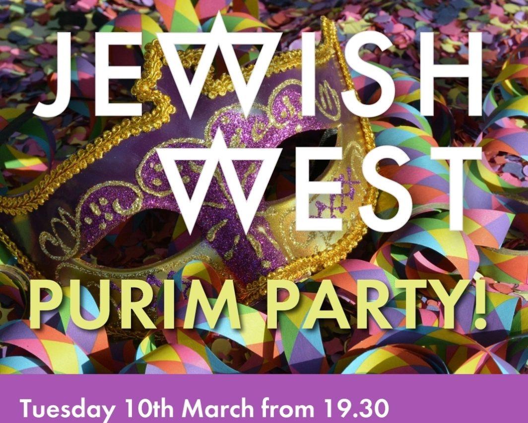 Bristol Jewish West Purim Party