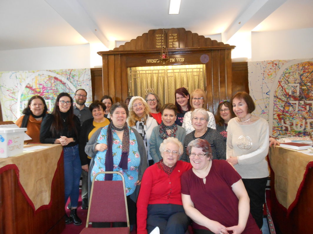 International Women's Day at East London and Essex Liberal Synagogue