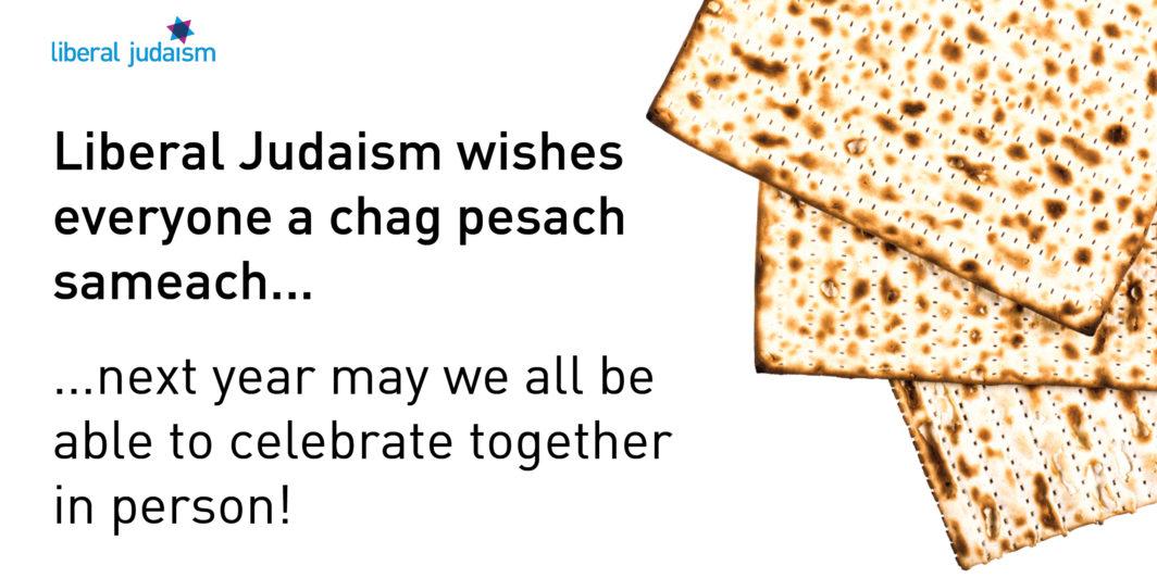 Liberal Judaism Passover