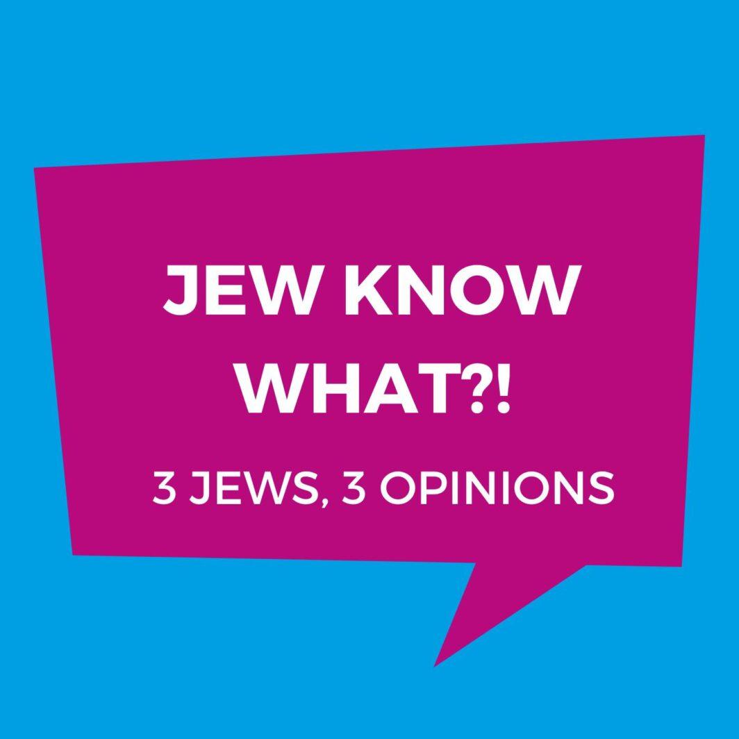 Jew Know What Podcast