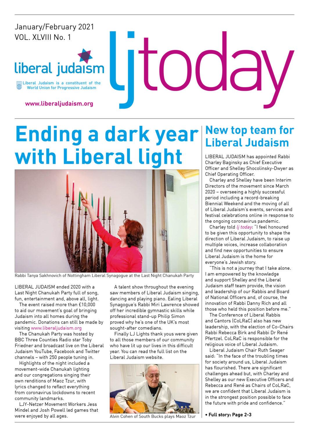 LJ Today January February Edition