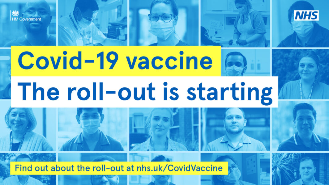 NHS Vaccine Poster