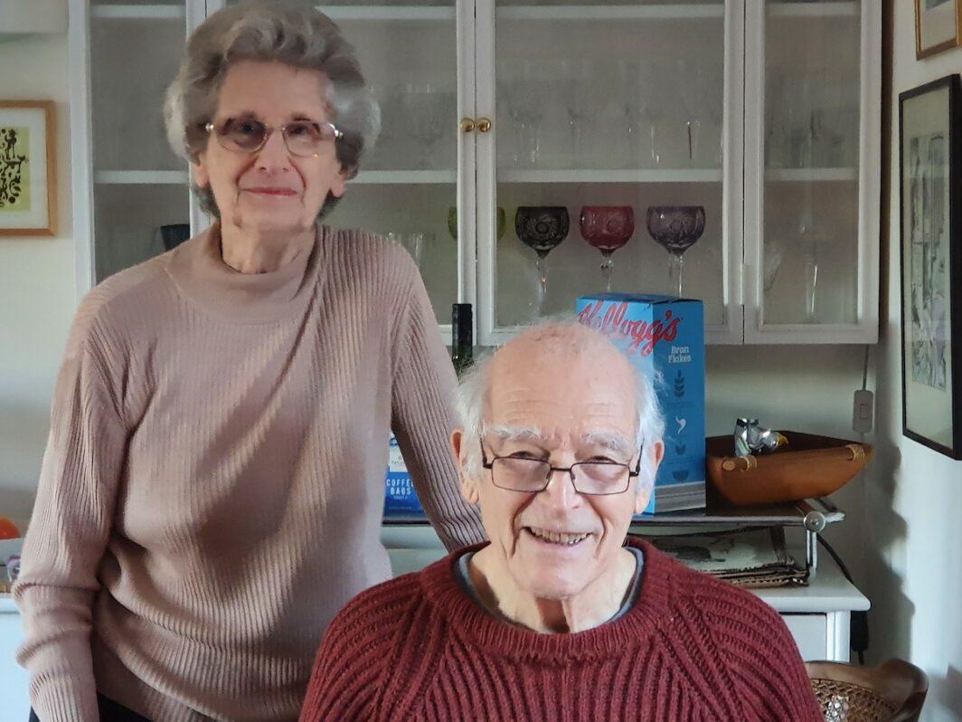 Cynthia and Neil Drapkin