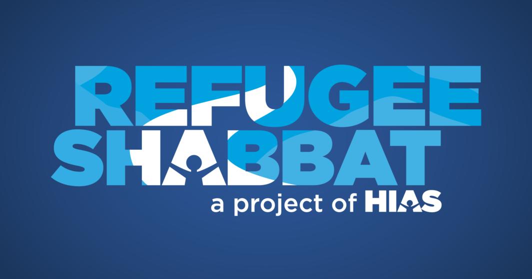 Refugee Shabbat Logo