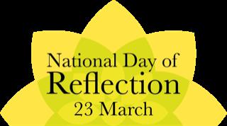 Day of Reflection logo
