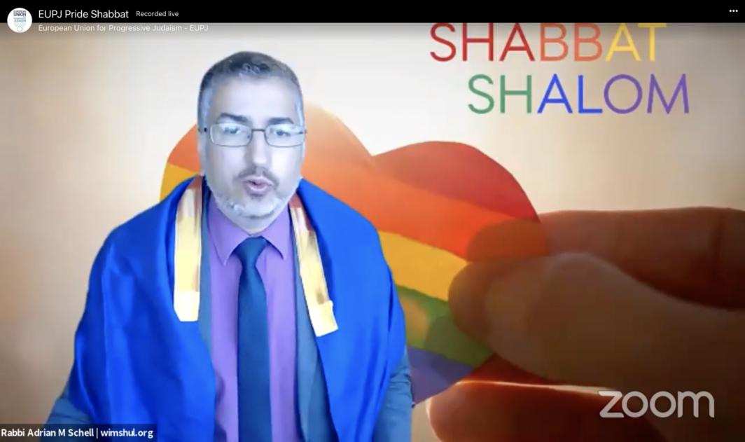 EUPJ Pride Shabbat